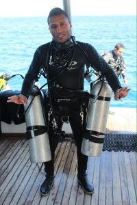 15-Cave Divers Hurghada Side Mount Diving
