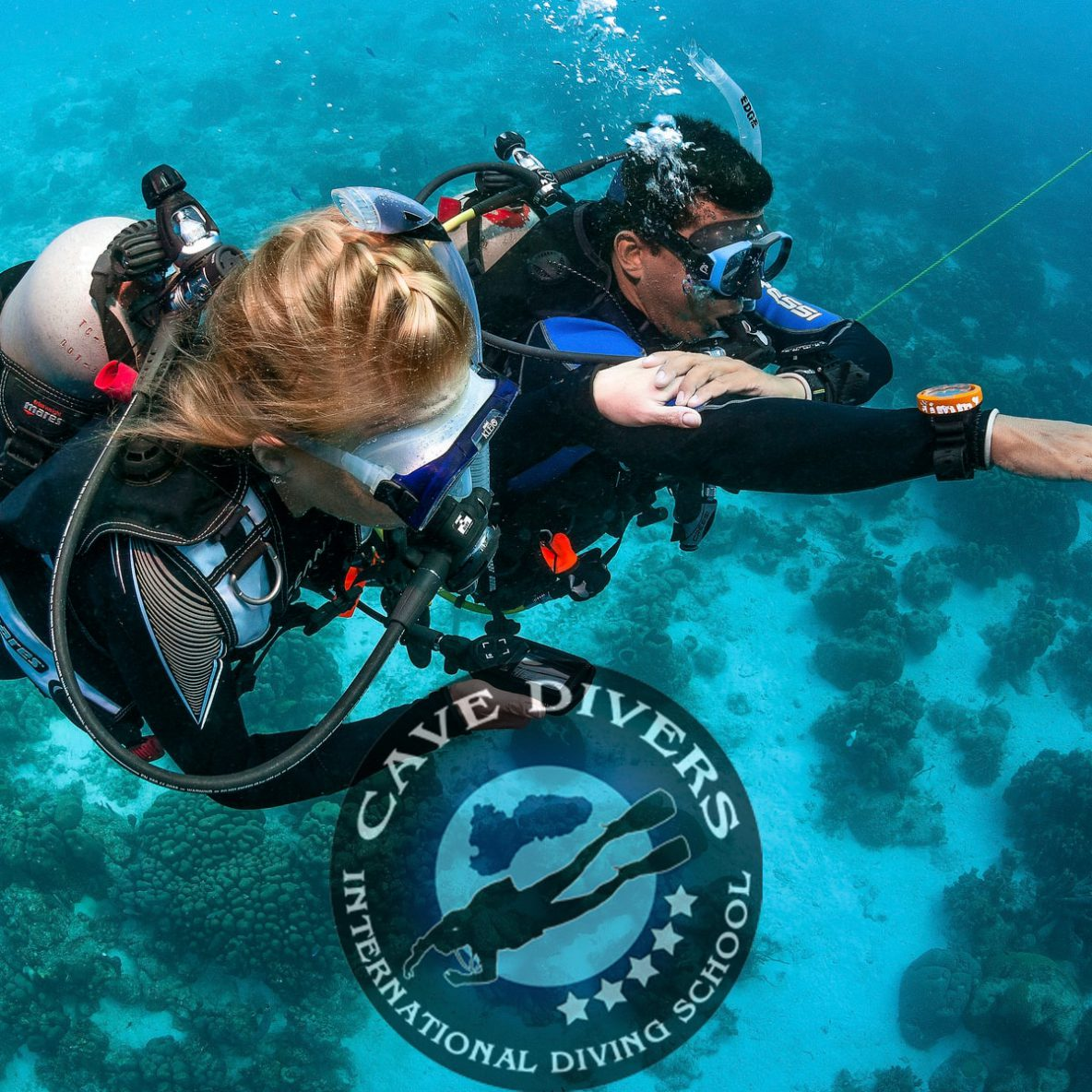 Advanced Open Water Course in Hurghada