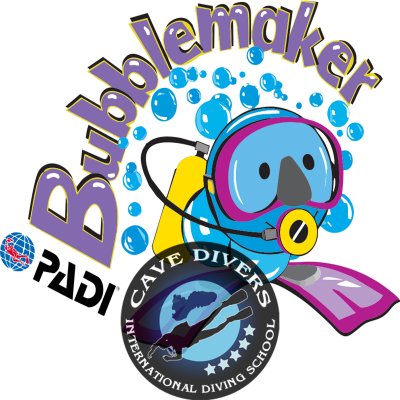 PADI Bubblemaker at Cave Divers Diving Center Hurghada